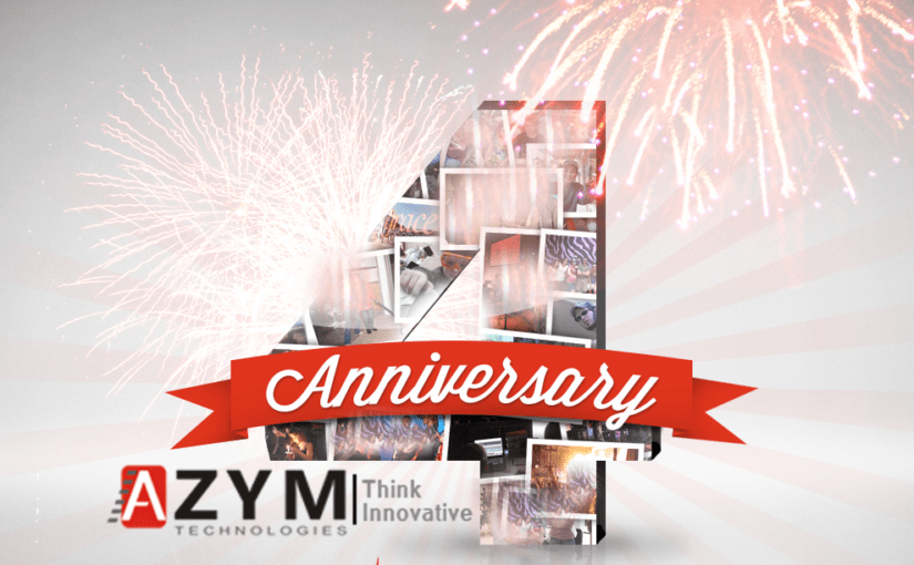 Azym Celebrates 4th Anniversary